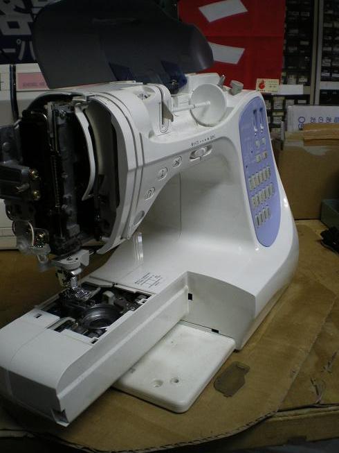 ミシン修理:ミシンショップ・イヴ札幌中央店 北海道