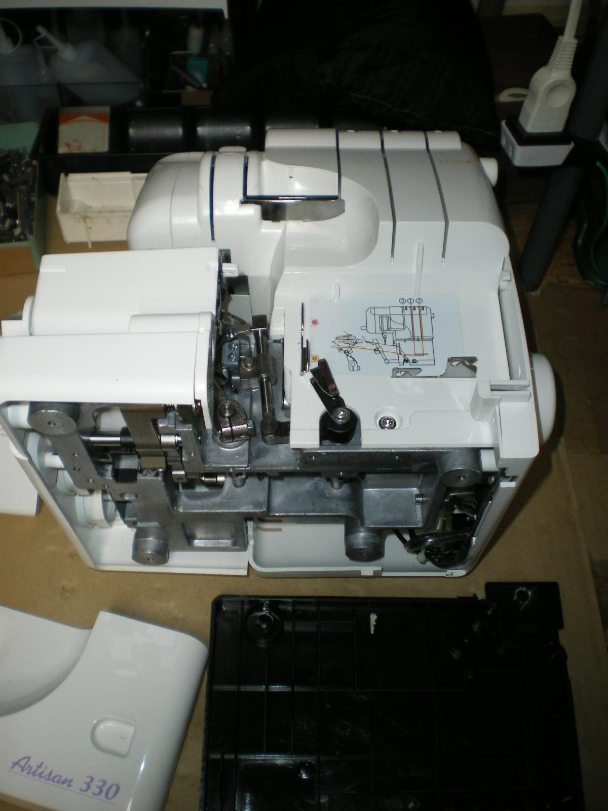 ミシンショップ・イヴ札幌手稲店 北海道:ミシン修理