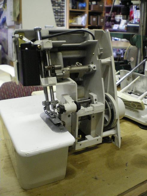 ミシン修理:ミシンショップイヴ 札幌中央店  北海道