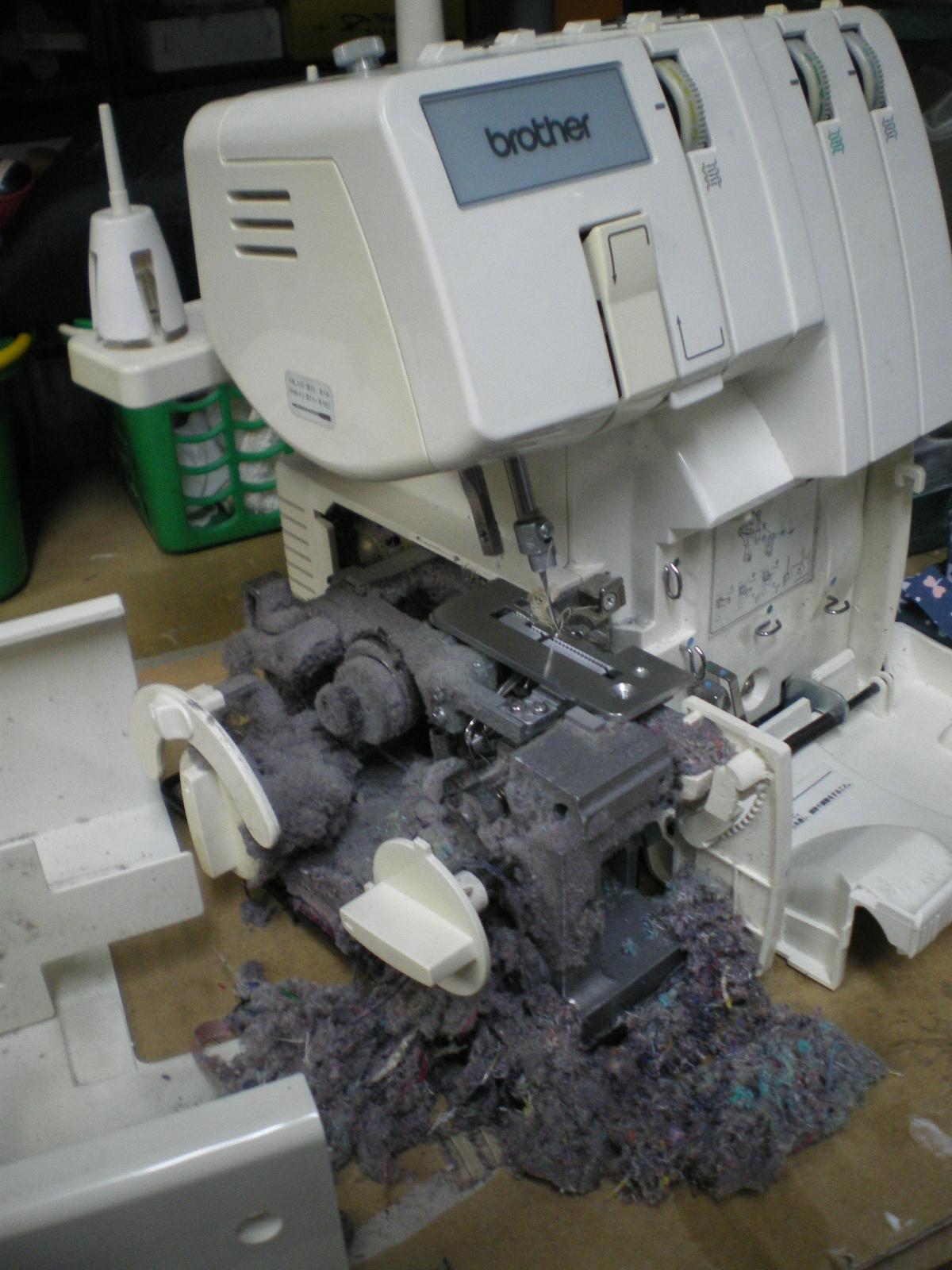 ミシン修理:ミシンショップ・イヴ札幌手稲店 北海道