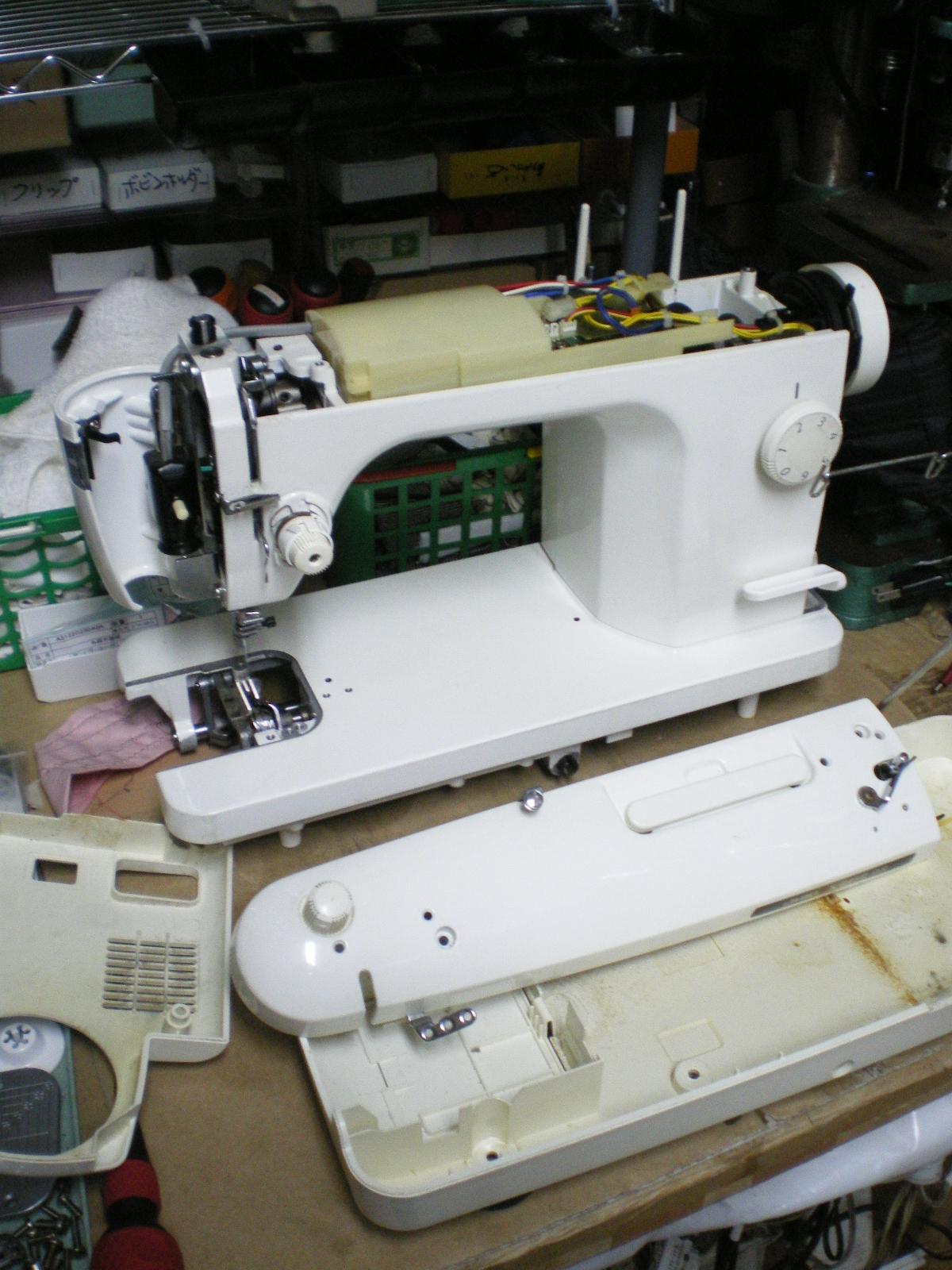 ミシン修理:ミシンショップ・イヴ 千歳店 北海道