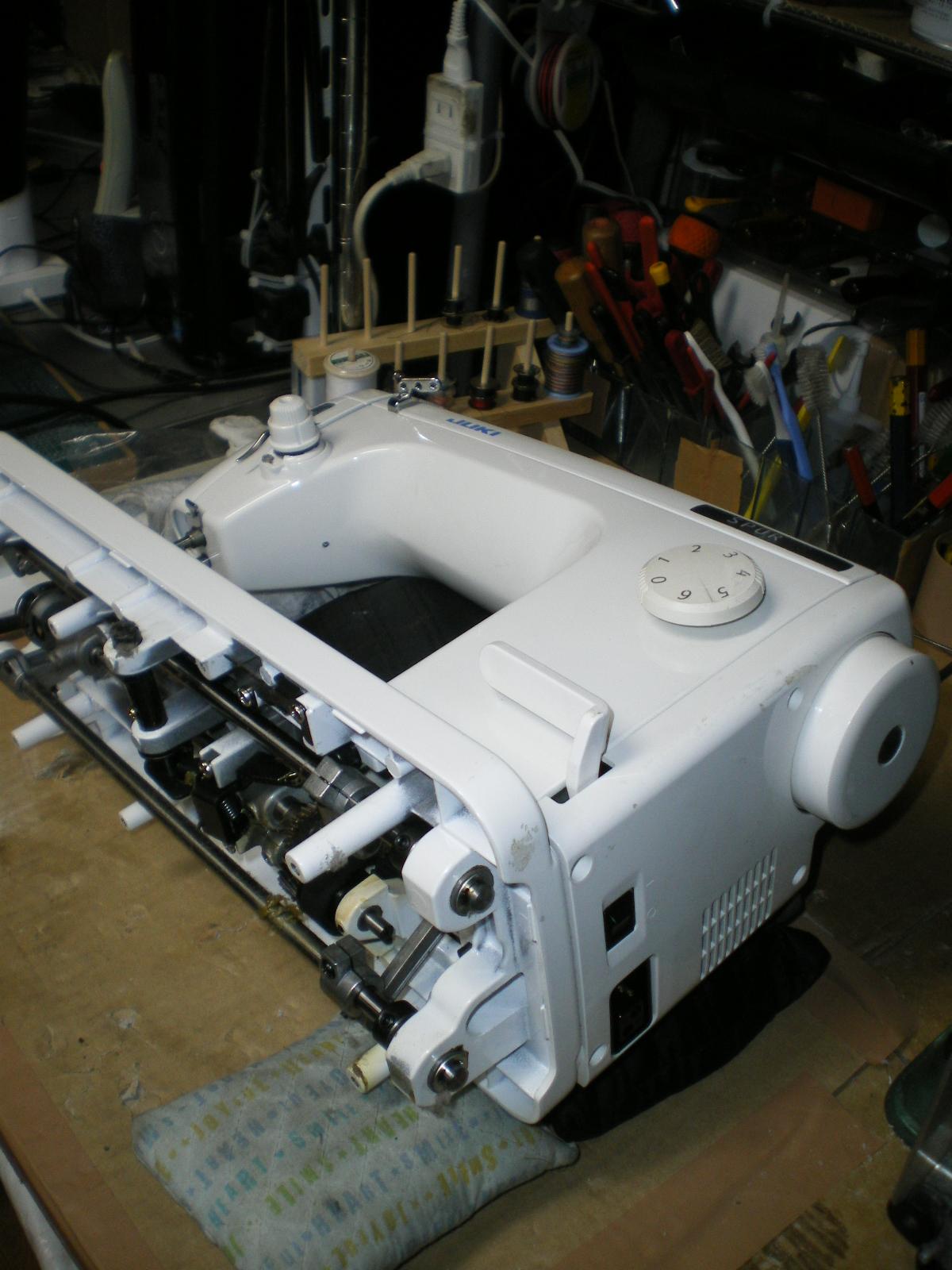 ミシン販売修理:ミシンショップ・イヴ札幌手稲店 北海道