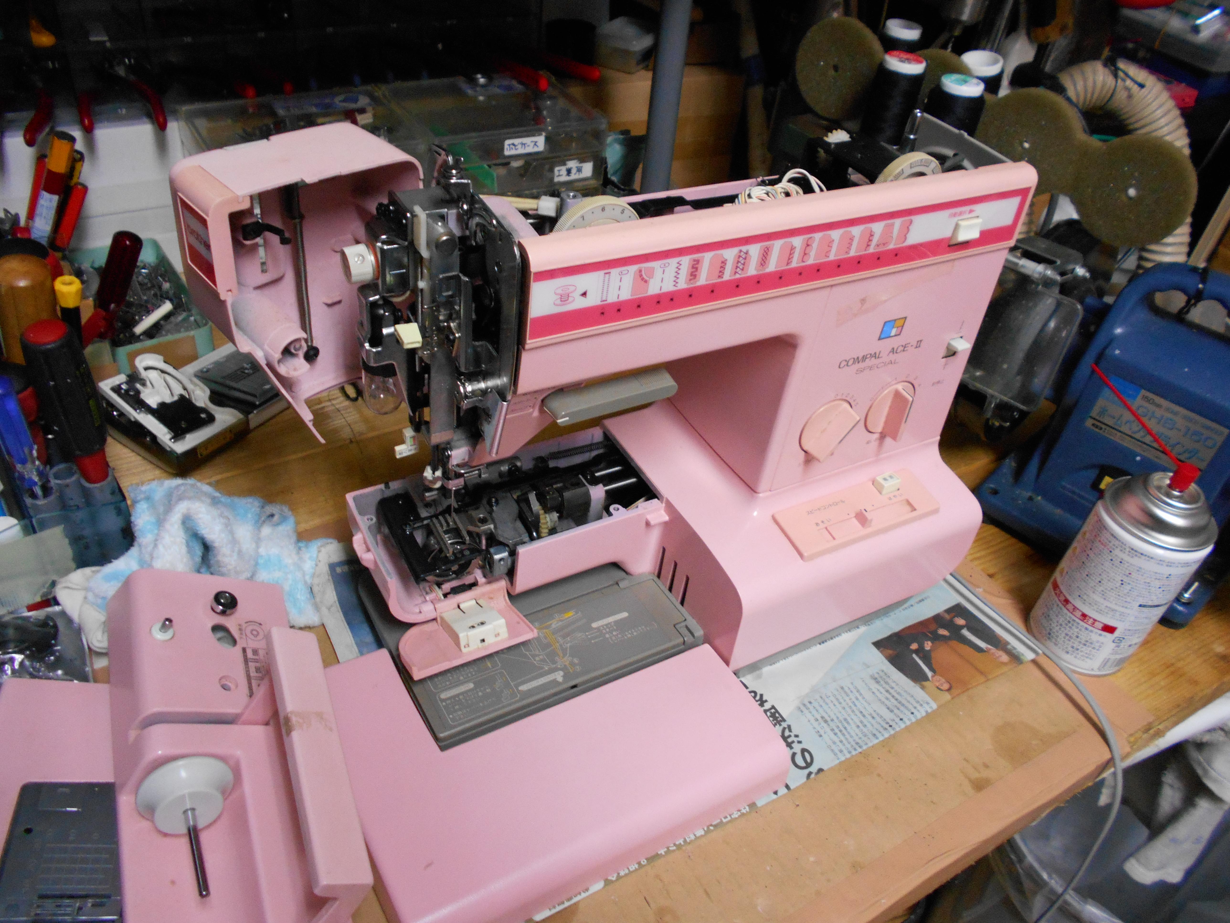 ミシン販売修理:ミシンショップ・イヴ札幌中央店 札幌