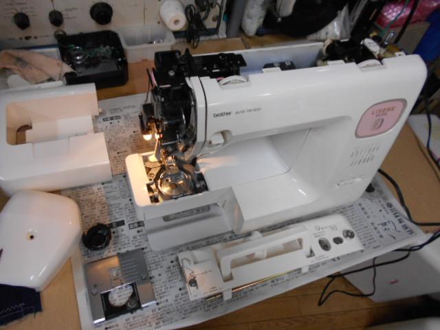 ミシン販売修理:ミシンショップ・イヴ江別店 北海道 江別市