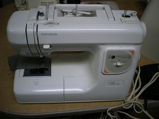 ミシン修理:ミシンショップ・イヴ千歳店 北海道