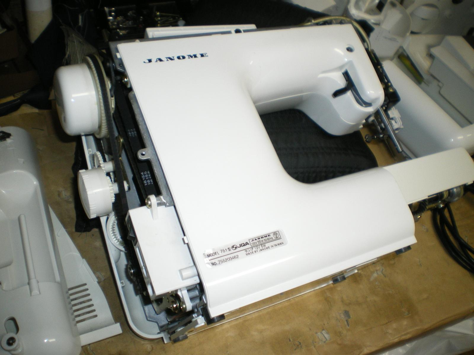 ミシン修理:ジャノメミシン千歳店 北海道