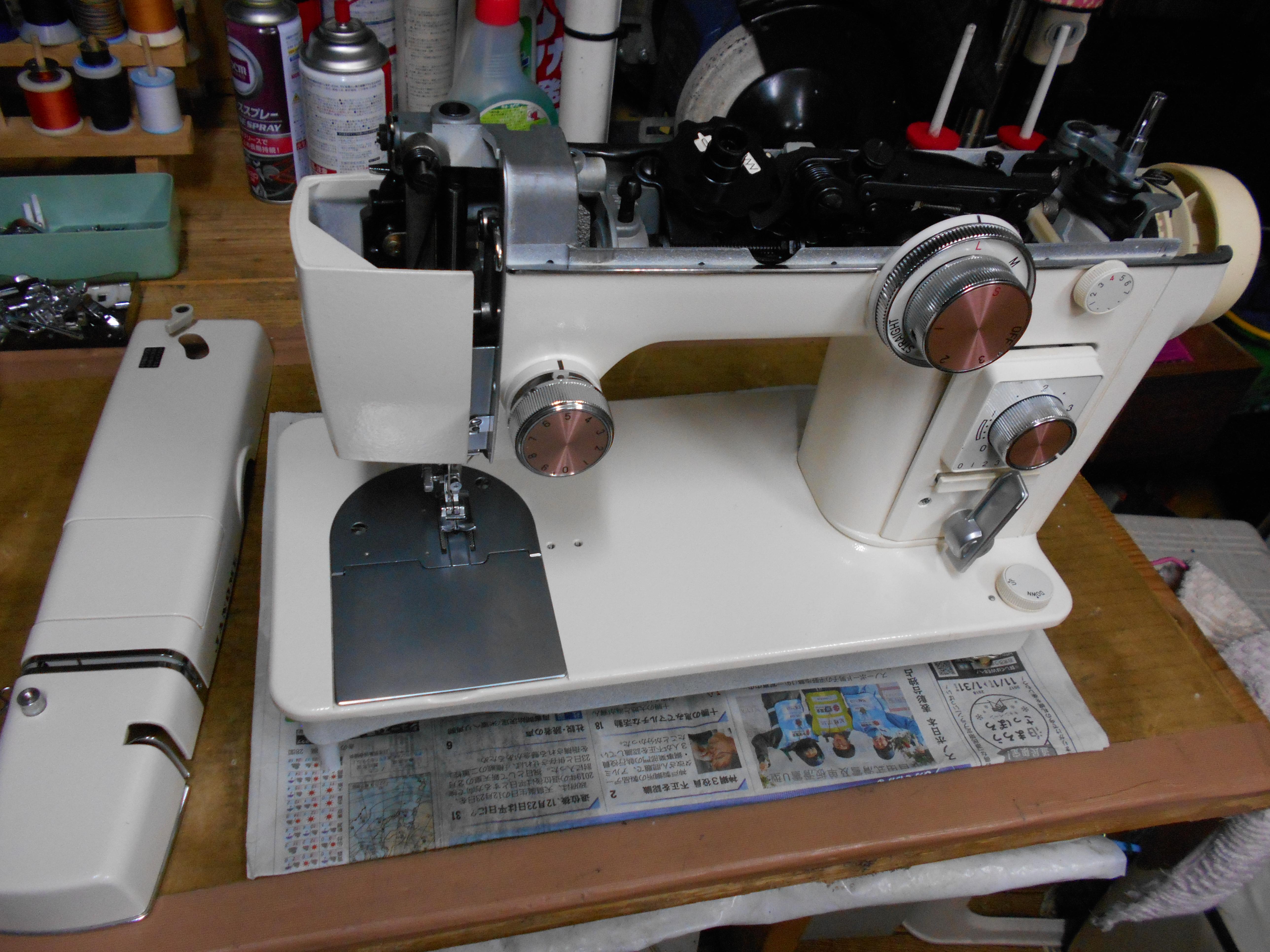 ジャノメミシン札幌中央店 北海道:ミシン修理