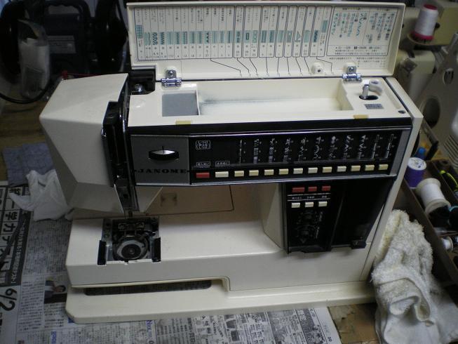 ミシン修理:ジャノメミシン江別店 北海道